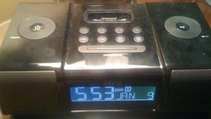 iHome Alarm Clock